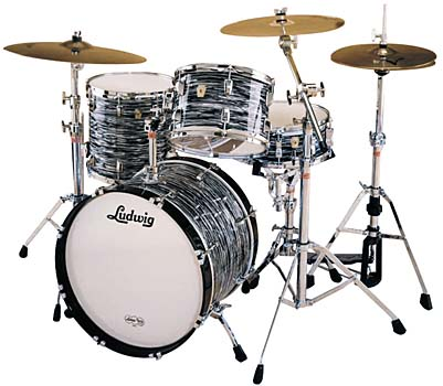 NOTE This Picture Is Actually The New Reissue Of Old Classics Main Differences Are Shell Mount Carry Tom Holder Standard Oyster Finish Snare
